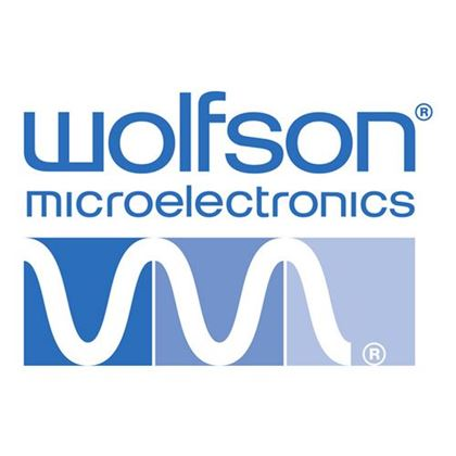 Picture for manufacturer Wolfson/Cirrus Logic